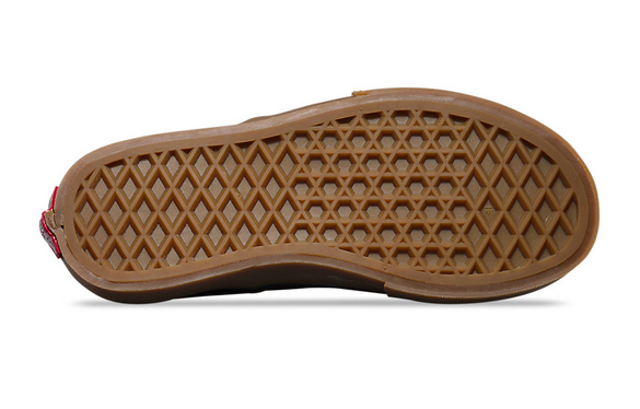 69e17c9ae9fd Vans Chima Ferguson s signature Twill Chima Pro is made with textile uppers  and leather detailing.