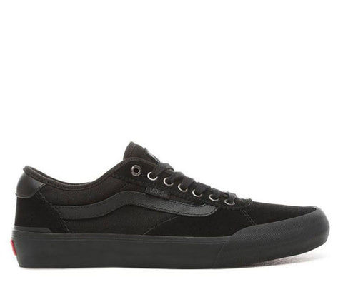 Vans Chima Pro 2 Suede Blackout VNA3MTIQ3B Famous Rock Shop Newcastle, 2300 NSW. Australia. 1