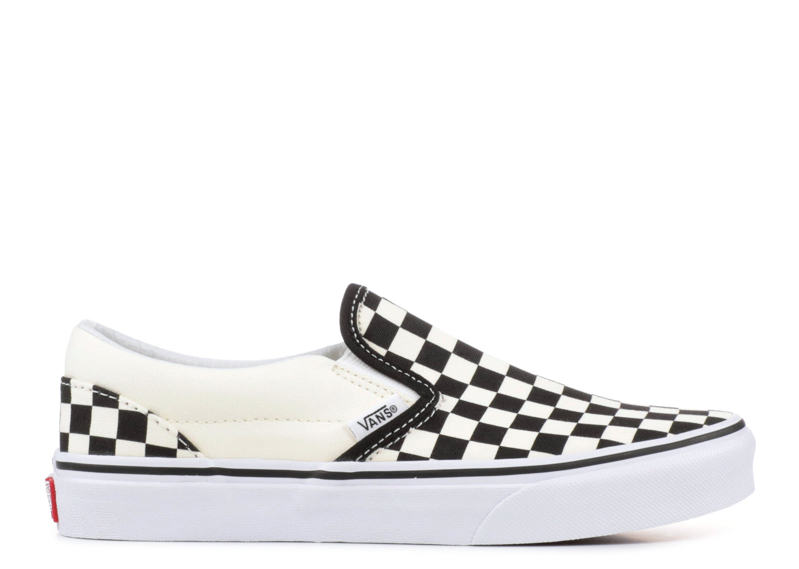 6ebaef138b Vans Classic Slip-On Black  amp  White Checkerboard AU223426 Famous Rock  Shop Newcastle 2300