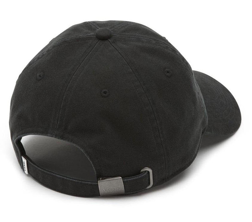 b2a11354 Vans Court Side Hat Black White VNA31T6Y28