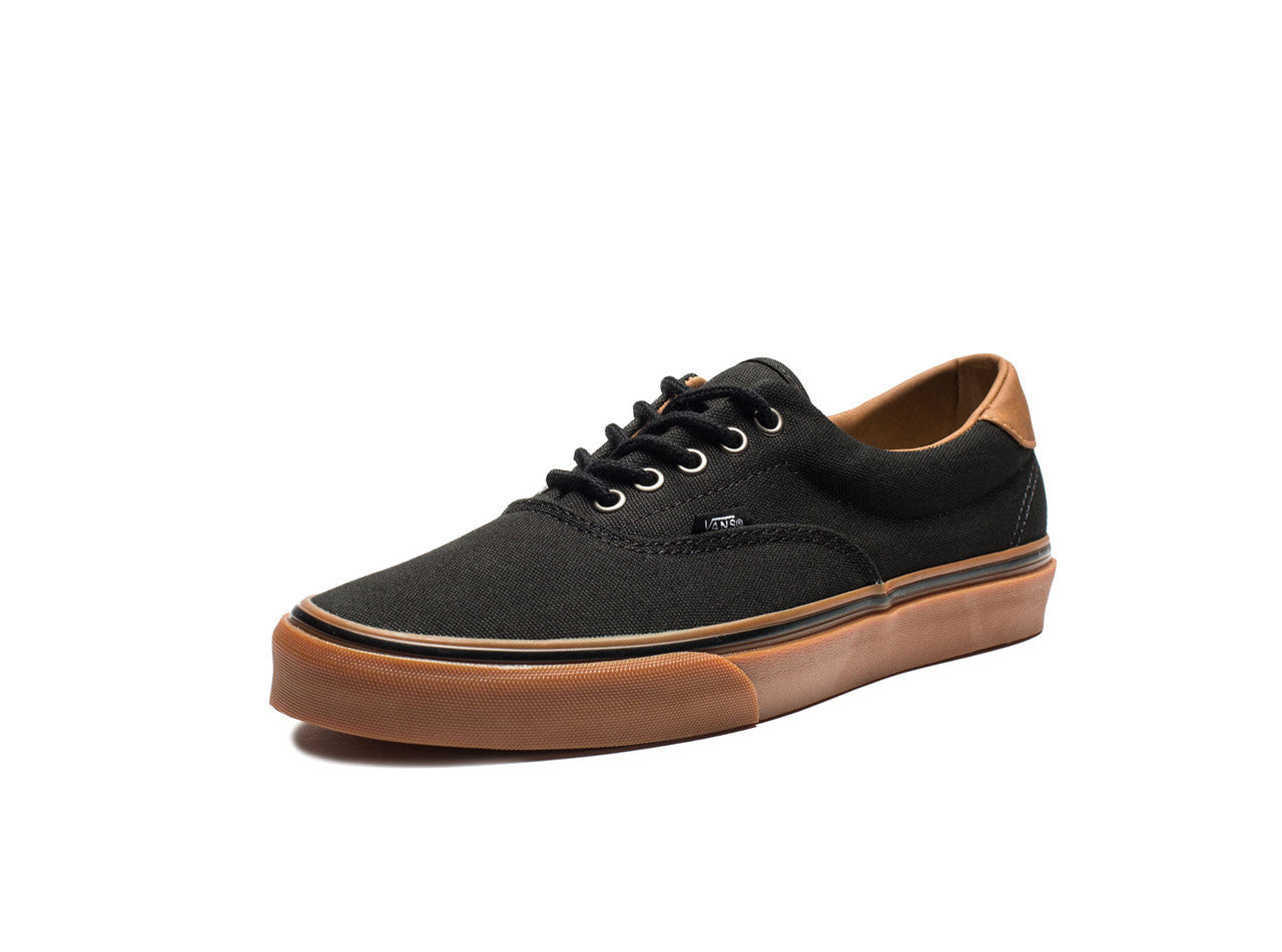 62a0a416e7 Vans Era 59 Black Classic Gum – Famous Rock Shop