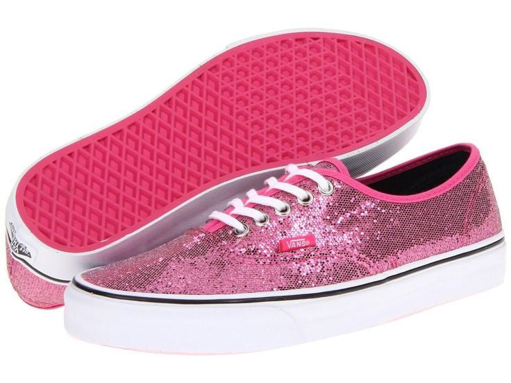 880fbe39107f Vans Kids Authentic (Glitter) Pink Micro Dots Famous Rock Shop 517 Hunter  Street Newcastle