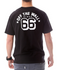 Vans M Shot Clock T-Shirt Black VN-02OABLK