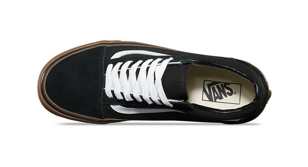 4253dc1c878 Vans Old Skool (Gumsole) Black Medium Gum VN-01R1GI6 – Famous Rock Shop