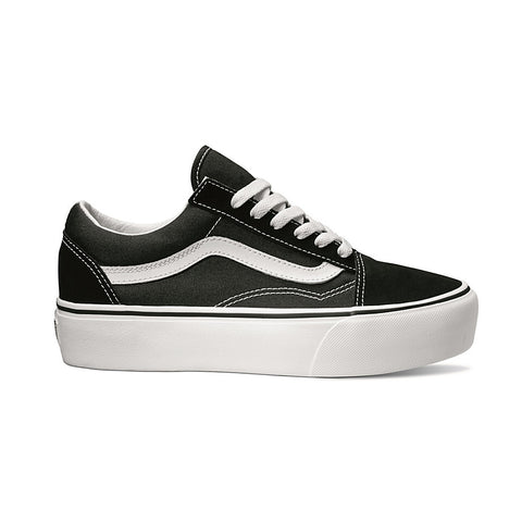 Vans Old Skool Platform Black/White VN-0A3B3UY28 Famous Rock Shop. 517 Hunter Street Newcastle, 2300 NSW. Australia.