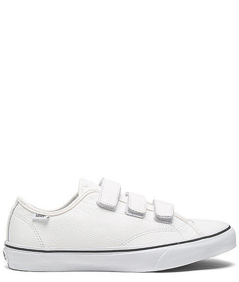 620d9112c5 Vans Prison Style 23 V True White Leather – Famous Rock Shop