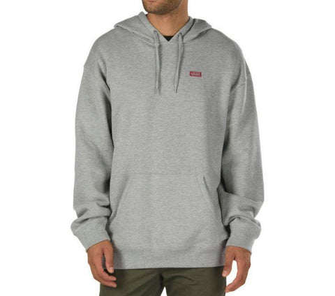 Vans Retro Tall Type Cement Heather Hoodie VN0A3W2P02F Famous Rock Shop Newcastle 230 NSW Australia