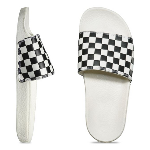 Vans Slide-On Checkerboard Women's Slides VN-04LG27K