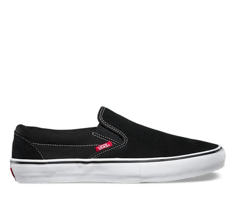 Vans Slip On Pro Black/White/Gum VN00097M9X1
