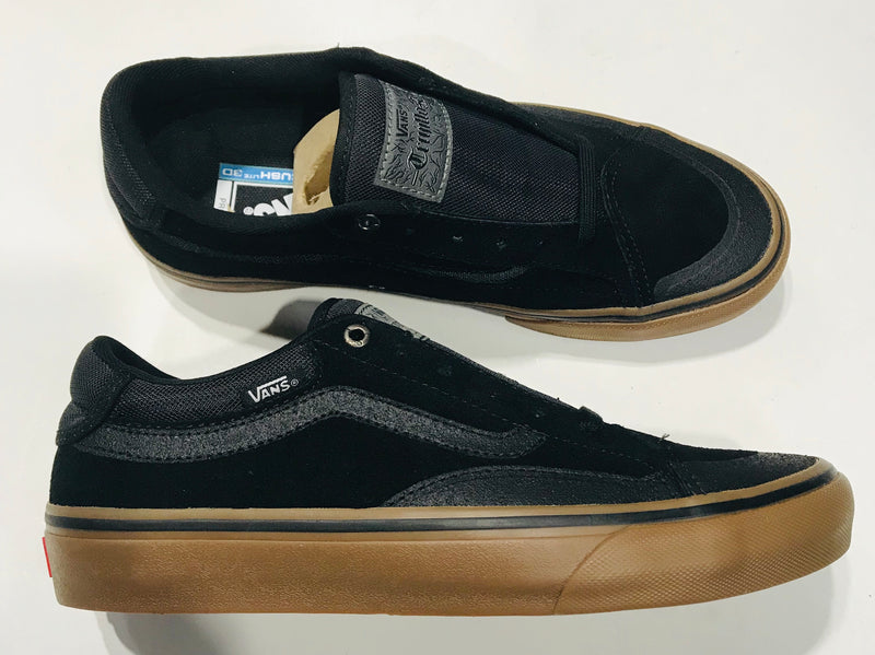 Vans TNT Advanced Protype Black Gum VNOA3TJXB9M Famous Rock Shop Newcastle 2300 NSW Australia