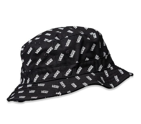 Vans Undertone Bucket Hat Black and White VN0000YMTT2 Famous Rock Shop Newcastle 2300 NSW Australia