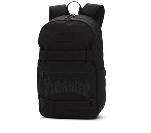 Vans X Thrasher Backpack Black VN-0A2WNVO9B