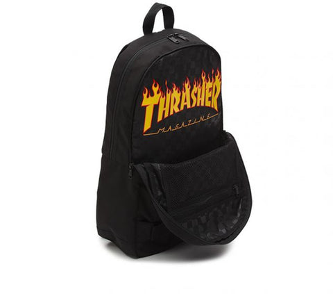 Vans X Thrasher Backpack Black VNA2WNVO9B. Famous Rock Shop Newcastle, 2300 NSW. Australia.