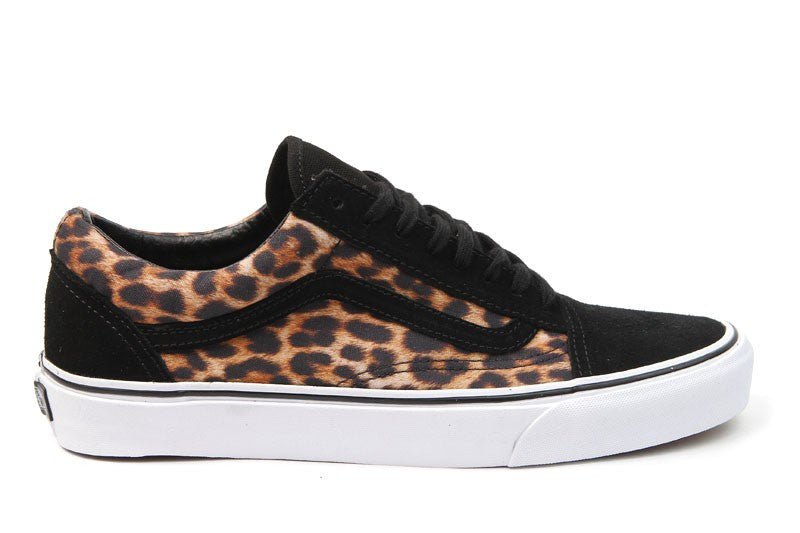 vans leopard old school