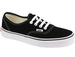 712197034f Vans Authentic Black White Canvas Youth Kids. Sizes Youth Famous Rock Shop  Newcastle 2300