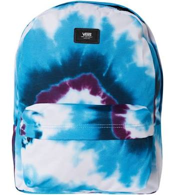 Vans old skool Tie Dye Backpack VNA316RYQU Famousrockshop