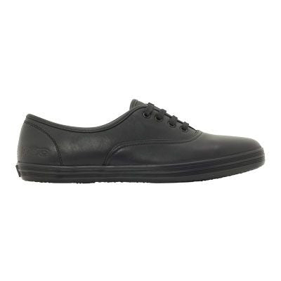 Roc Verve Black Leather Shoe