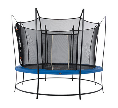 Vuly2 Trampoline 12Ft  Including: Safety Net + FREE Tent