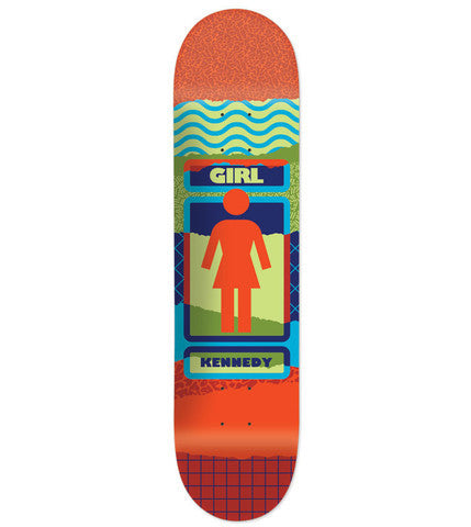 GIRL Cory Kennedy - Ripped OG Deck