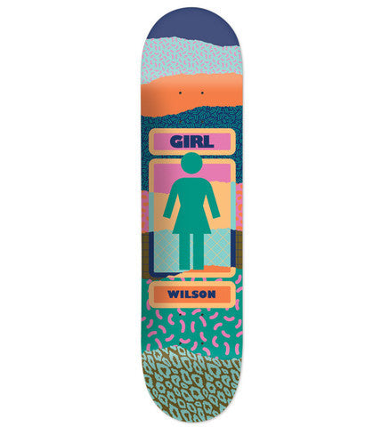 GIRL Jeron Wilson - Ripped OG Deck