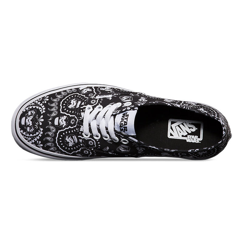 Vans Authentic Star Wars Storm Tropper Bandana Famous Rock Shop Newcastle, 2300 NSW Australia