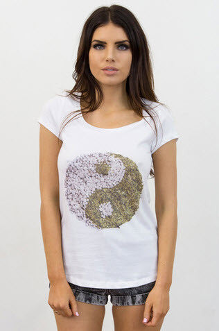 DVNT Clothing - Yin Yang T-Shirt
