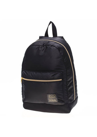 Zoo York Downtown Backpack Black ZY-WAA7209-3BL