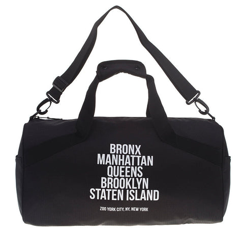 Zoo York Mia Duffle Bag Black