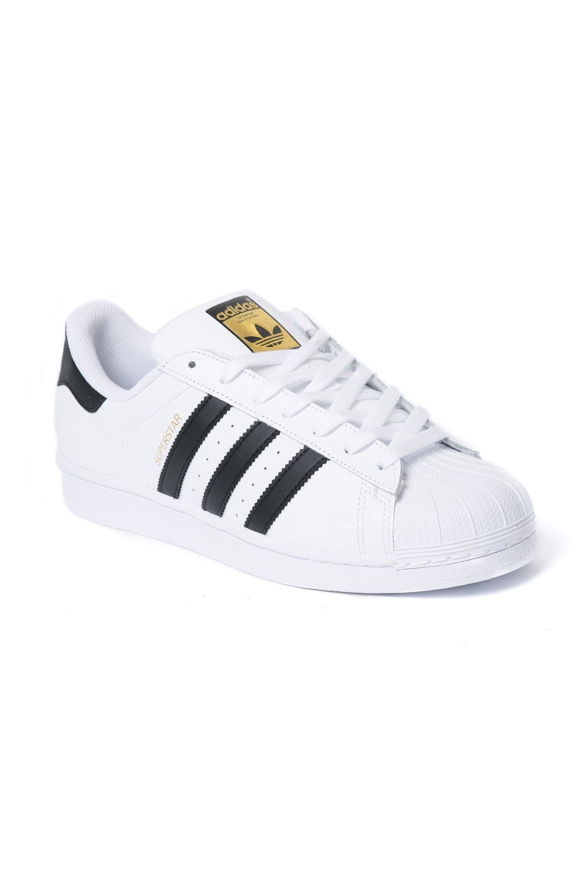 on sale e28b3 fd7bd Adidas Originals Superstar White Black C77124 The adidas Superstar sneaker  reigns supreme. The fan favourite ...