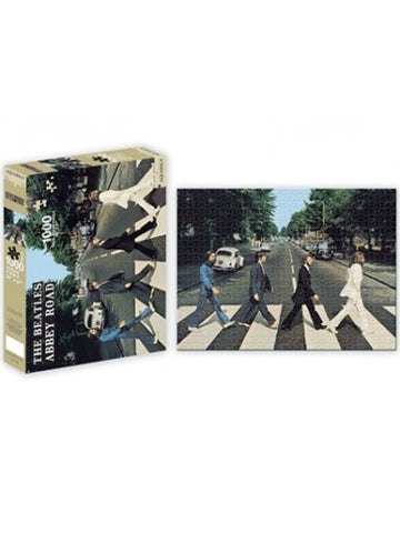 "The Beatles Abbey Road Jigsaw Puzzle (20""x27"")"