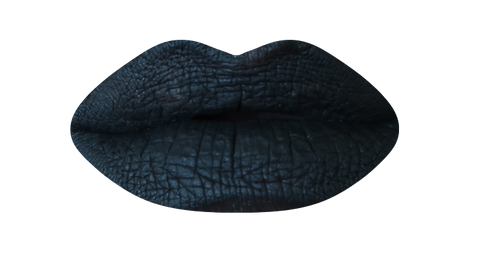 Pretty Zombie Cosmetics Black Cat Liquid Lipstick