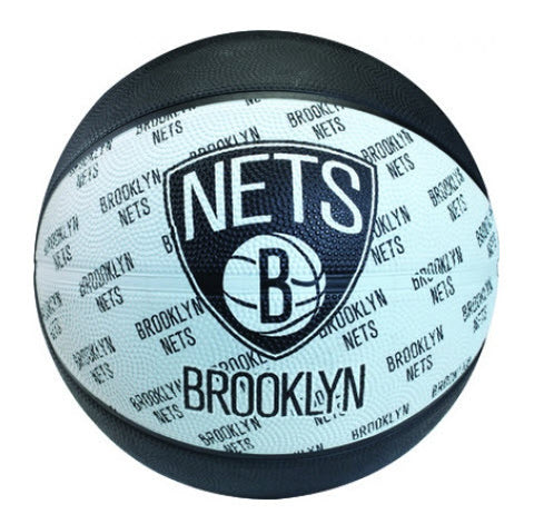 Show your team pride by playing with a Brooklyn Nets Team Ball by Spalding.The ball features the club's colours and logo and is made from durable rubber, Famous Rock Shop Newcaslte NSW  Australia