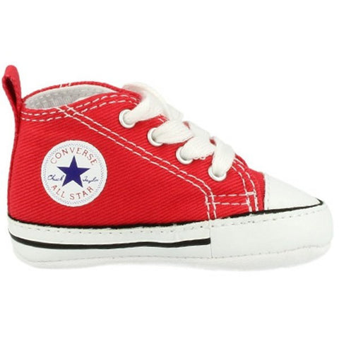 Converse Crib First Star Red