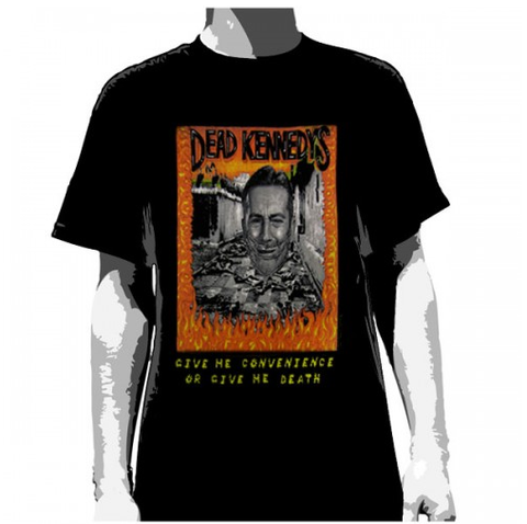Dead KennedysT-Shirt- Give Me Convenience - Men's
