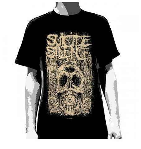 Suicide Silence Death Of Cyclops T-Shirt Men's