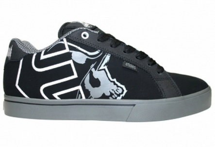 Etnies Metal Mulisha Fader 1.5 Black Grey