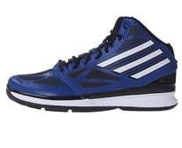 Adidas Pro Smooth Men's Basketball Trainers G67360 These shoes are blue on the outside view and black . miCoach Compatible In Sport star pro Newcastle 2300 NSW Australia