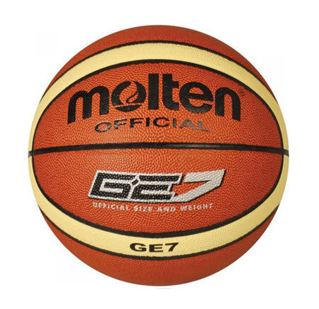 Molten GE Basketball - Sizes 5,6,7