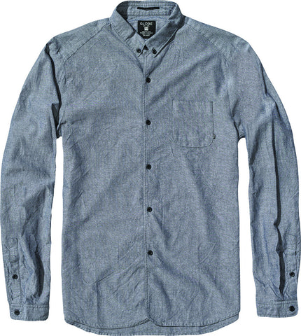 Globe Goodstock Oxford Shirt Char