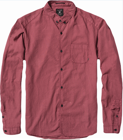 Globe Goodstock Oxford Shirt Vine