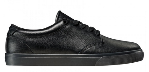 Globe Fate Black Leather Skate Shoe