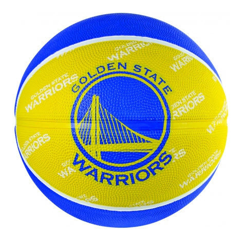 Spalding Golden State Warriors Team Ball