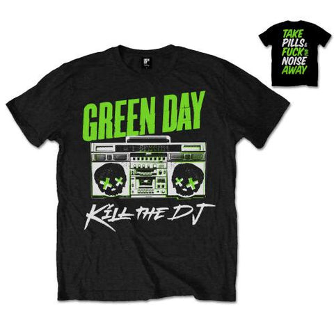 Green Day T-Shirt 001