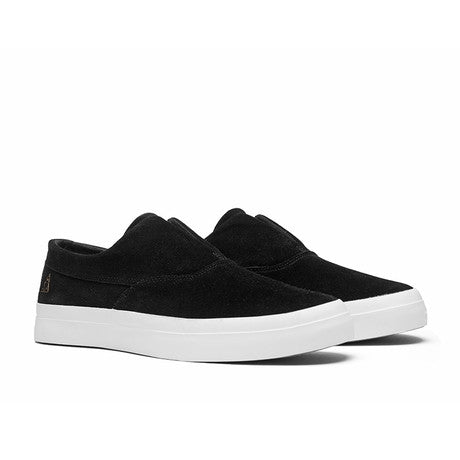 HUF Dylan Slip On Black White