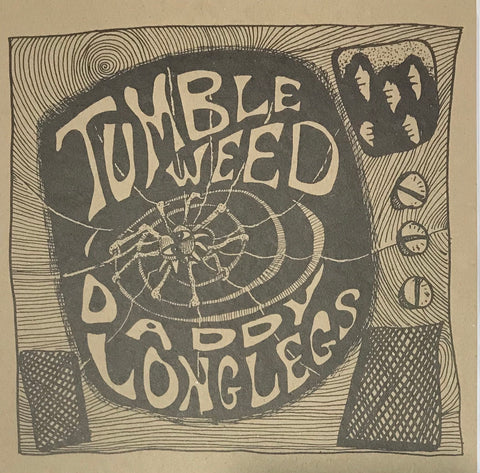 Tumbleweed Daddy Longlegs 7inch Famous Rock Shop Newcastle 2300 NSW Australia