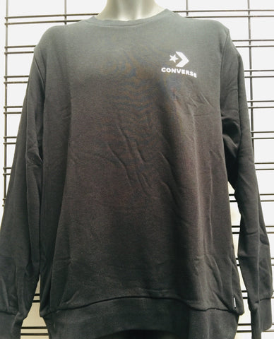 Converse CONS Logo Black Jumper