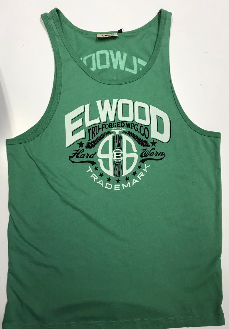 Elwood Shield 96 Tank Leaf Green M1030227