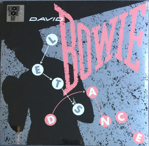 David Bowie Let's Dance Demo Unreleased LTD Record Store Day 902956897