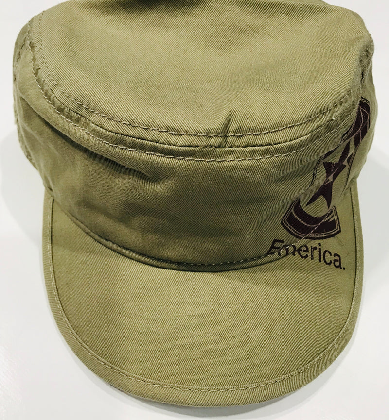 Emerica Raoul ll Custom Army Cap Green 6140000332