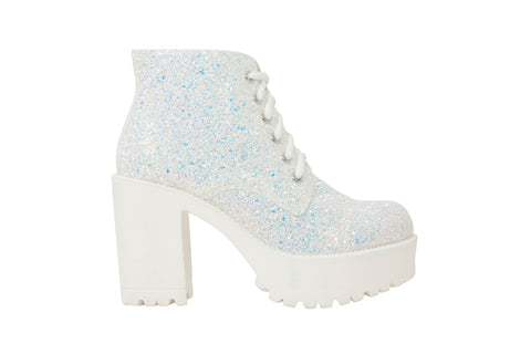 Roc Boots Pampas Luna Glitter Ankle Boots Famous Rock Shop Newcastle 2300 NSW Australia